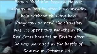 Adolf Hitler - Short Biography Video (Part1)