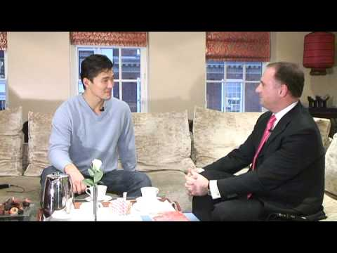 Rick Yune talks James Bond in the Opium Suite May Fair Hotel
