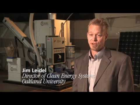 Oakland University Clean Energy Research Center