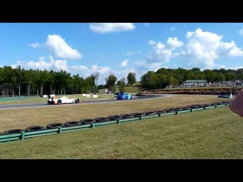 VIR - ALMS Race - Nascar Bend & Left Hook