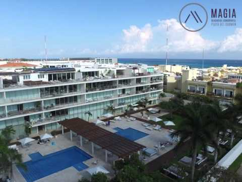 An Inside Tour of the Majestic Magia Beachside Condo Hotel