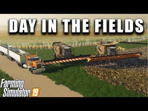 Squad farms fs19