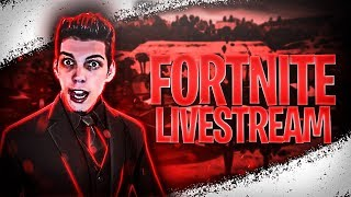 LIVESTREAM #974 || FORTNITE COM INSCRITOS TARDE FORA? SIGAA!! RUSH 18K