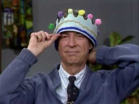 Mister Rogers It S You I Like Youtube