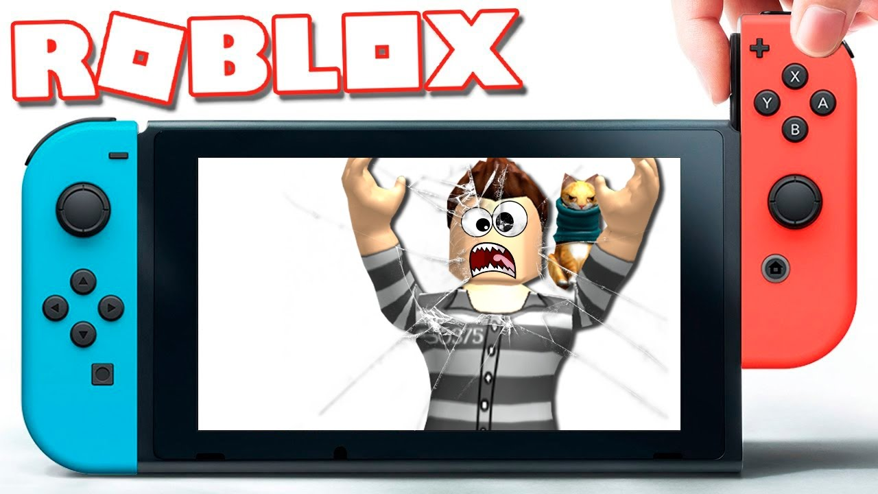 Escapa De Nintendo Switch En Roblox Escape The Nintendo Switch