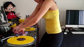 DJ Lady Style   Wu Tang Clan Tribute