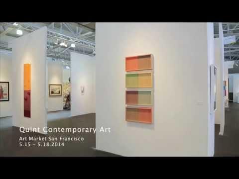 QUINT CONTEMPORARY ART AT SAN FRANCISCO ART MARKET