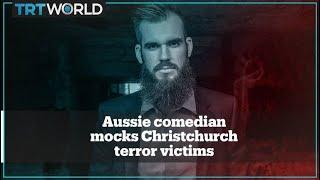 Australian comedian under fİre for Christchurch terror attack joke