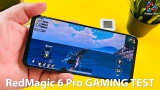 RedMagic 6 Pro EXTREME Gaming Review & ANTUTU TEST!