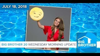 BB20 | Wednesday Morning Update - July 18, 2018