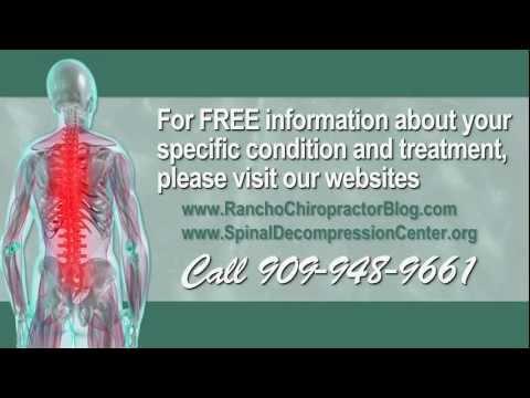 Chiropractic Rancho Cucamonga, CA