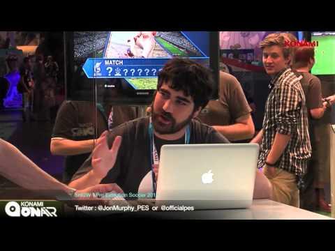 Konami On Air: PES 2013 Show # 01 (An in-depth introduction // gamescom 2012)