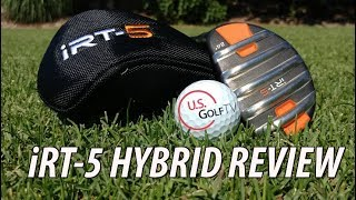 iRT-5 Hybrid Review: Gimmick or Real Deal?