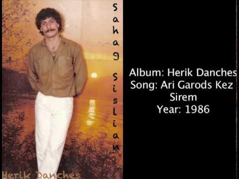 Ari Garod-Sahag Sislian