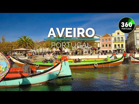 Aveiro a Veneza Portuguesa | Portugal