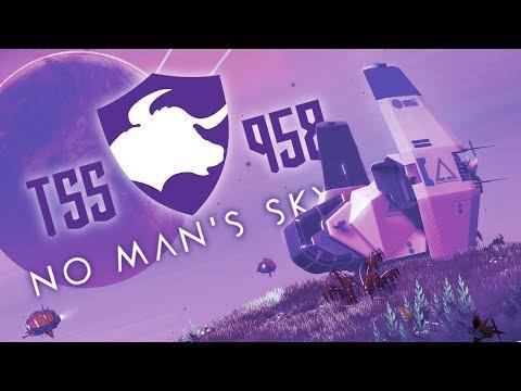 No Man's Sky Gameplay (Class A Ship Building)