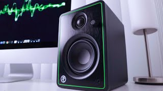 Mackie CR4-X Speakers REVIEW - What a surprise!