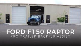 """Ford F150/Raptor """"Pro"""" Trailer Back-up Assist   Full Set-up"""