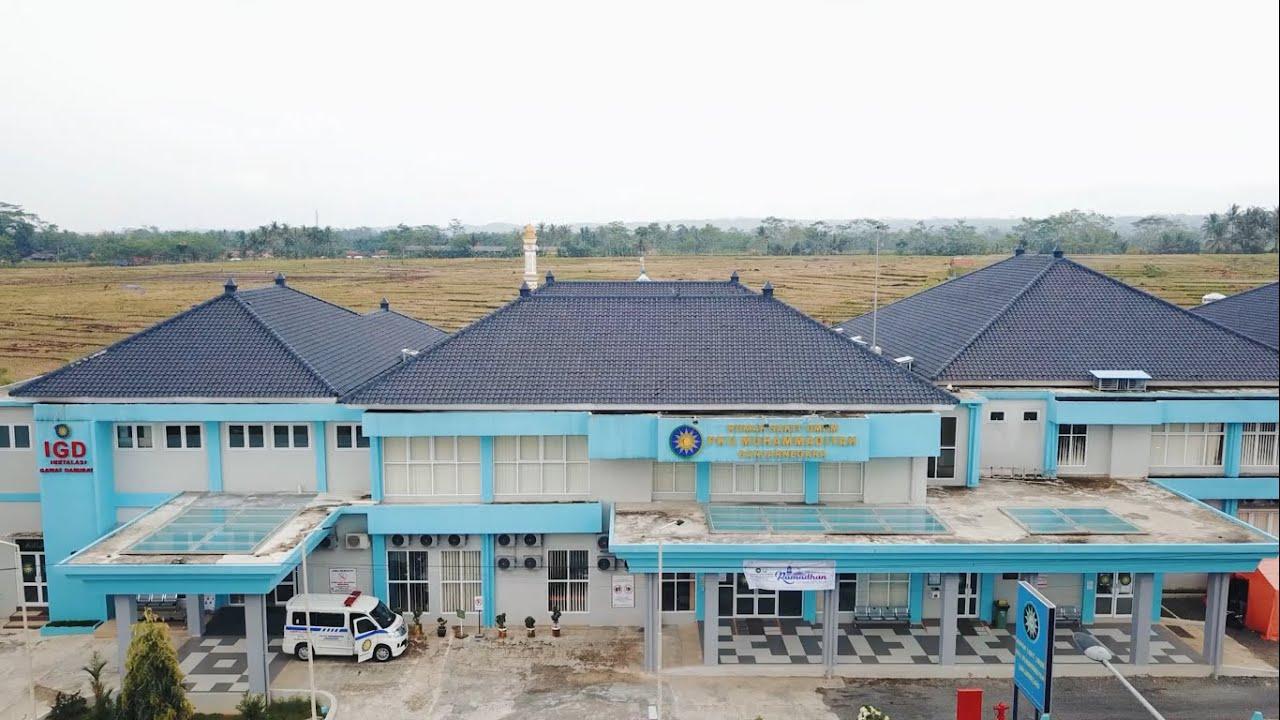 RSU PKU Muhammadiyah Banjarnegara - YouTube
