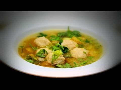 chinese-chicken-meatball-soup-(chinese-style-cooking-recipe)