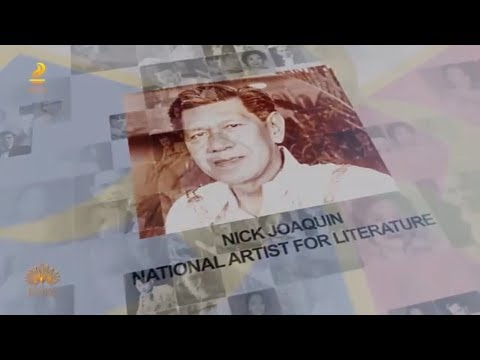 Sagisag Kultura TV: Nick Joaquin