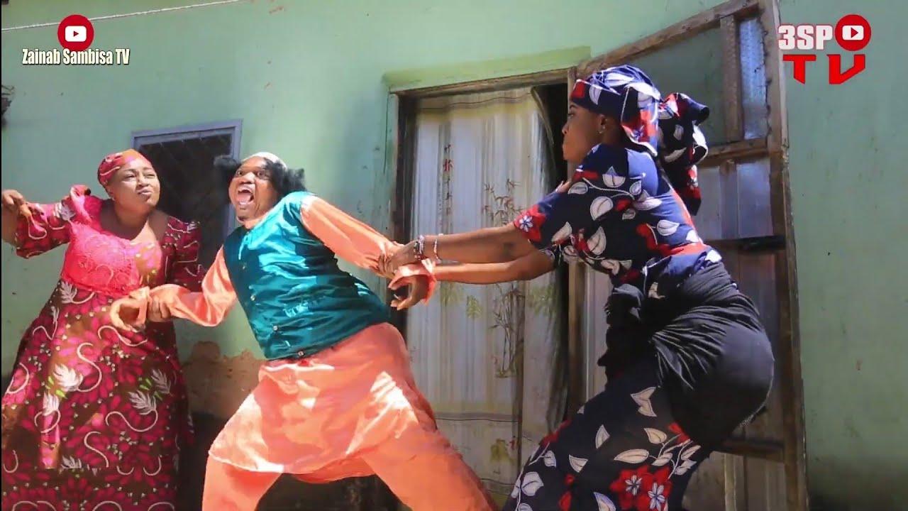 Download Kishiyar Sambisa 2 (Official HD Video) By Yamu Baba X Zainab Sambisa