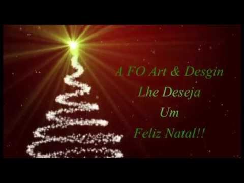 Mensagem De Natal Animada Youtube