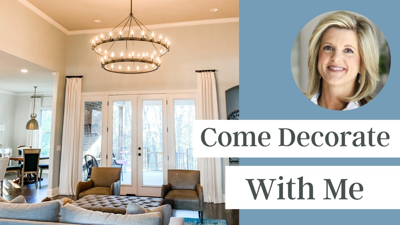 Decorate With Me 2021 | Jennifer Decorates