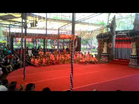 Karangasem PKB 2015 - Angklung