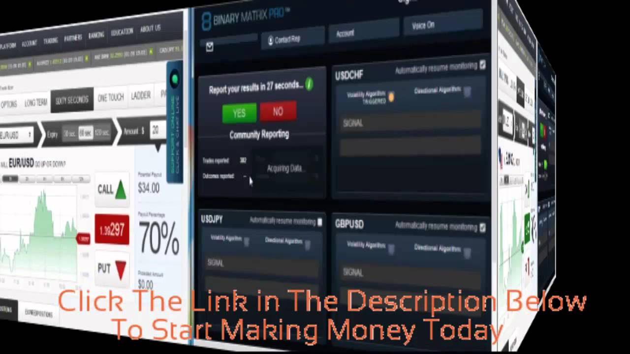 Make money fast binary options