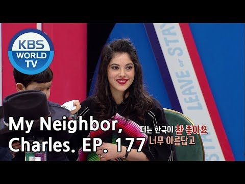 My Neighbor, Charles | 이웃집 찰스 Ep177/ Isabel opens a Mexican restaurant in Jeonju  [ENG/2019.02.26]