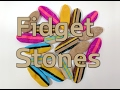 Easy 3D Printed PLA Fidget Stones Download Thingiverse No Bearings Needed!