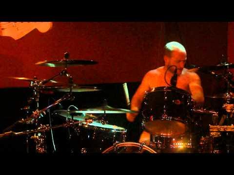 Biffy Clyro - Whorses featuring Ben Johnston on drums (live @ DC9 Washington DC Sept 2010)