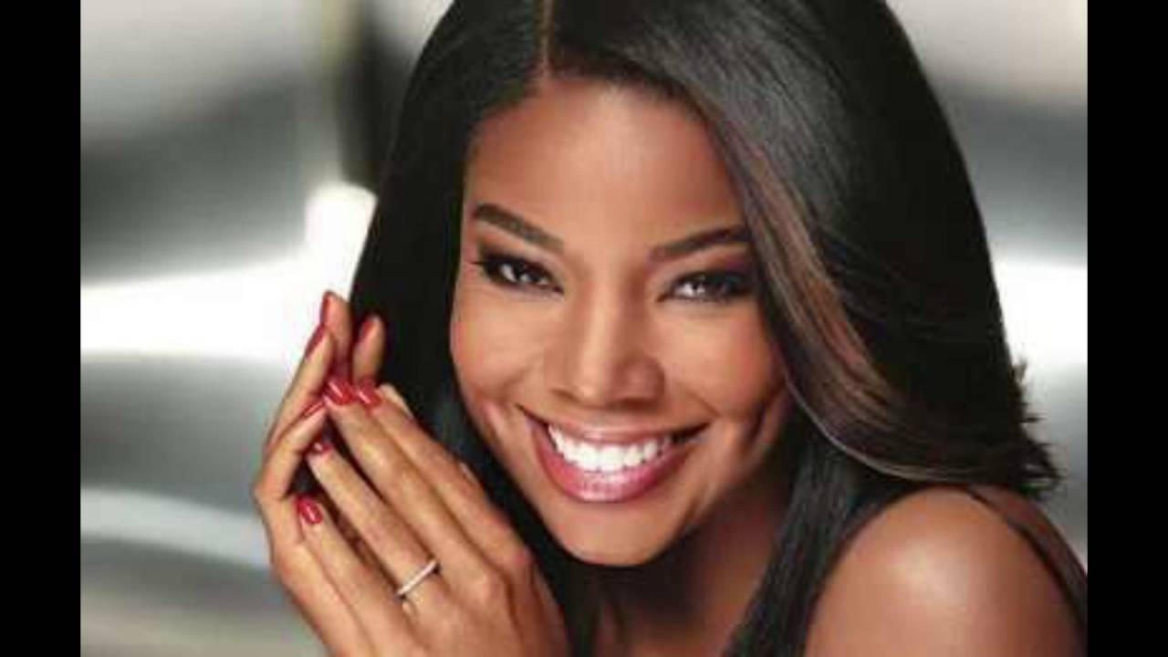Gabrielle union natural hair