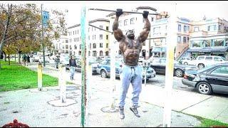 kali muscle muscle ups 240 lbs