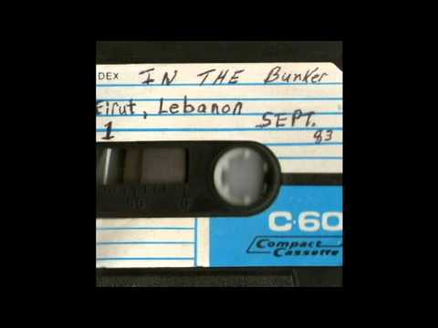 Beirut 1983 - In the Bunker