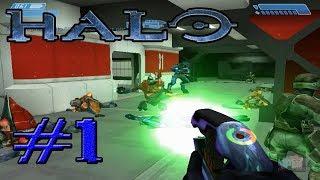EL PILAR DE AUTUMN | Halo #1