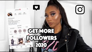 How to Get Instagram Followers Organically 2020 | Trishonnastrends