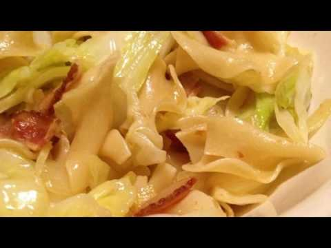 Recipe: Cabbage And Noodles