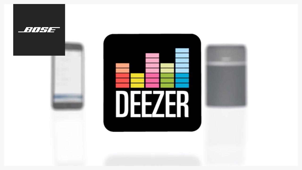 Deezer Bose
