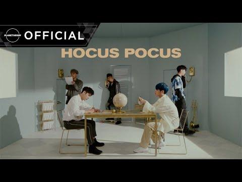 플라네타리움 레코드(Planetarium Records / PLT) - 'Hocus Pocus' MV