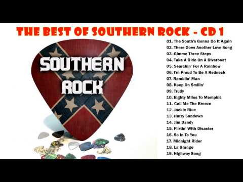 The Best of Southern Rock Greatest Hits CD 1