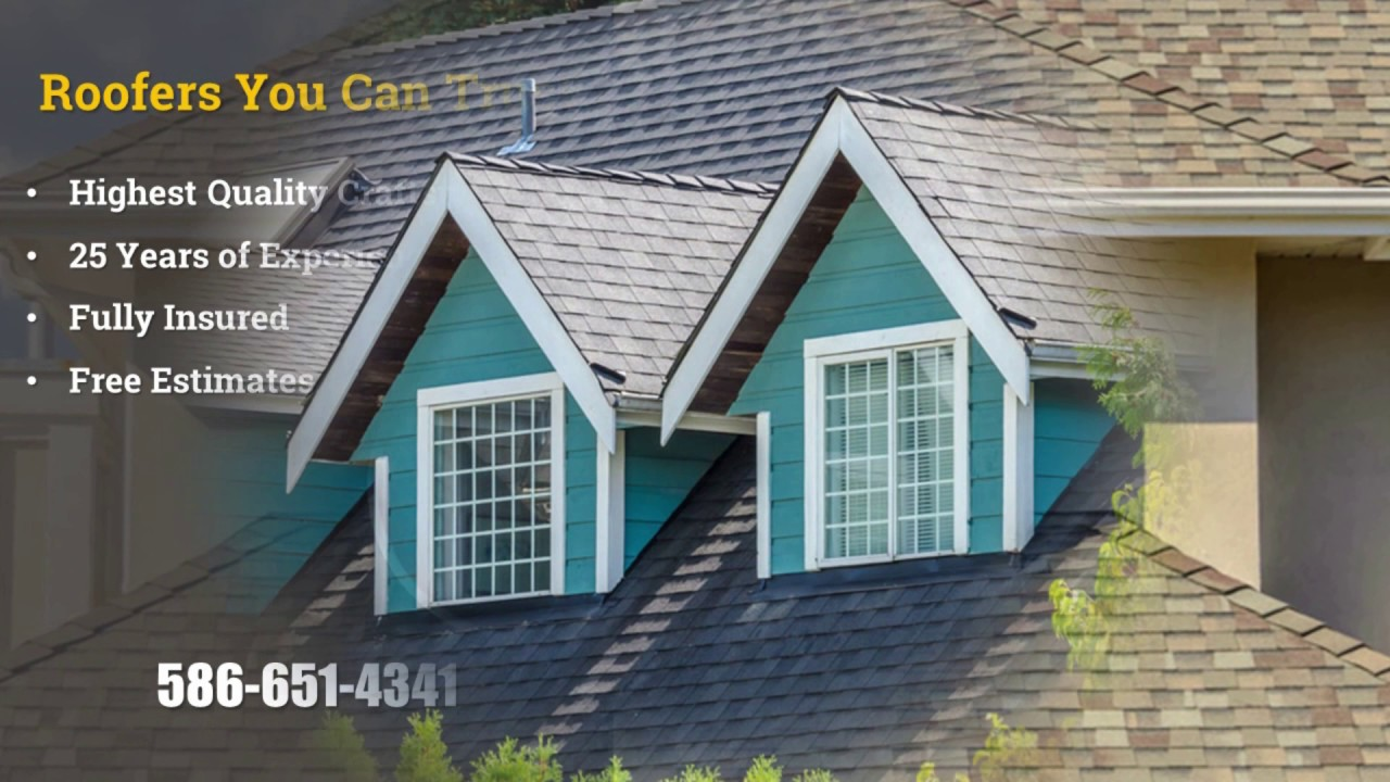 Michigan Roofing And Remodeling | Casco MI Roofing Contractors