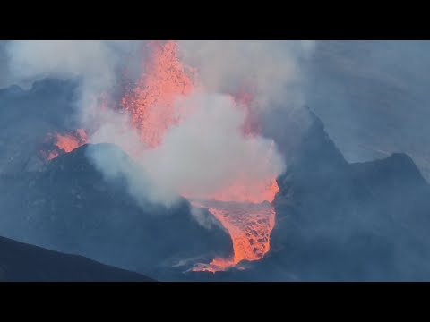 Volcano Report from Langihryggur 🌋 20.05