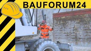 Baumaschinenführer Ausbildung - Baumaschinenführerschein für Baggerfahrer?  Report