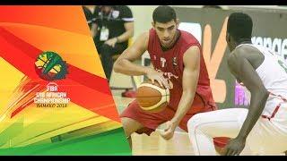 Senegal v Egypt - Semi-Finals - Full Game - FIBA U18 African Championship 2018