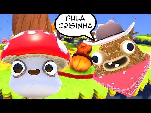 COGUMELO CRIS + COWBOY TEX (Fling To Finish)