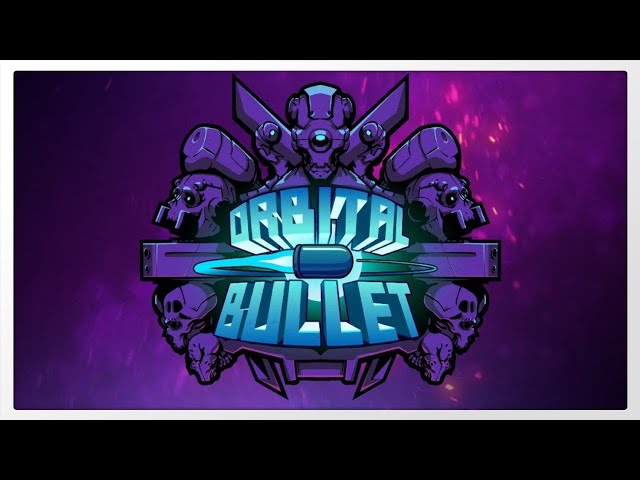 UM ROGUELITE EM 360°?! - Orbital Bullet - Gameplay 1080p 60fps