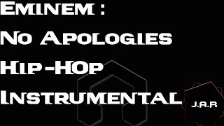 LMMS Project Download, Hip-Hop Instrumental : Eminem - No Apologies