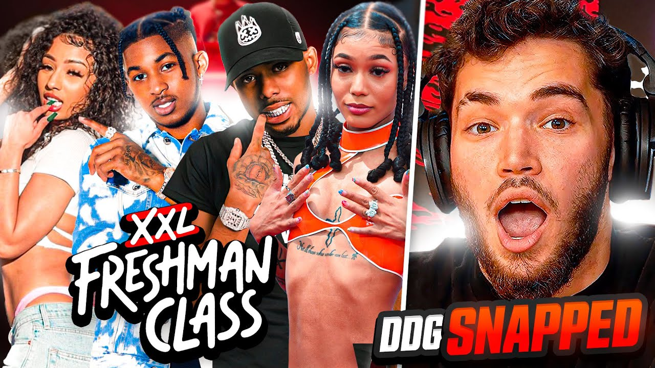 Download Adin Ross Reacts to 2021 XXL Freshman Cypher!